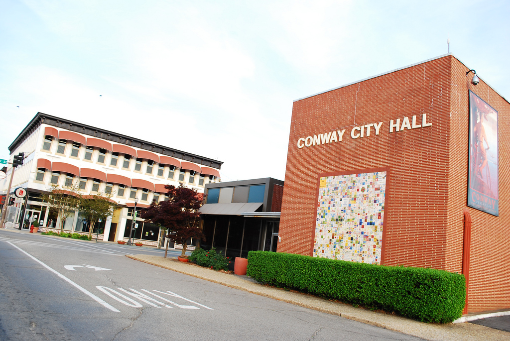 City Hall - Conway, Arkansas