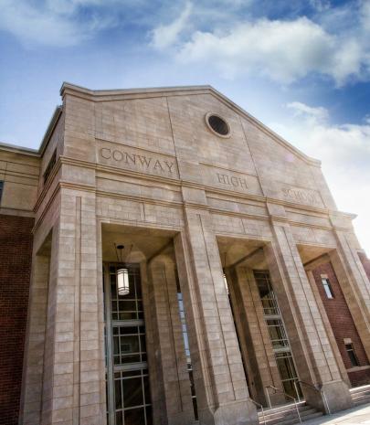 Conway High School - Conway, Arkansas