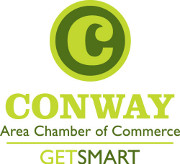 Conway Area Chamber of Commerce logo